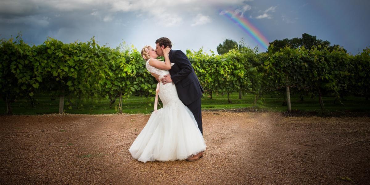 Next Chapter Winery wedding Minnesota