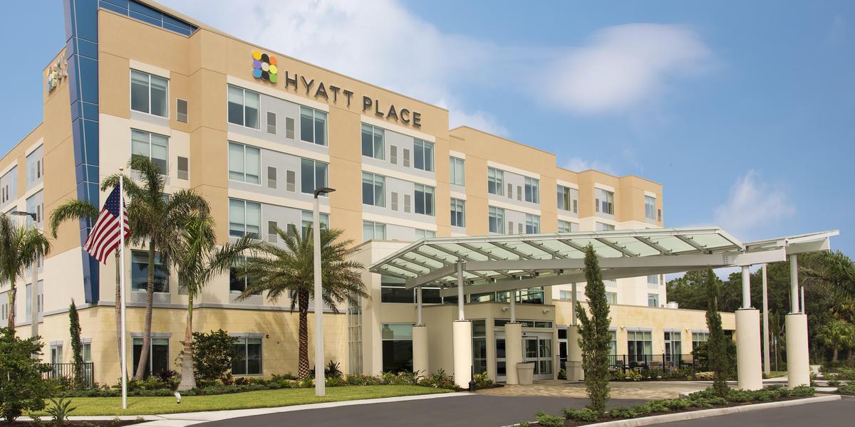 Hyatt Place Sarasota/Lakewood Ranch wedding Tampa