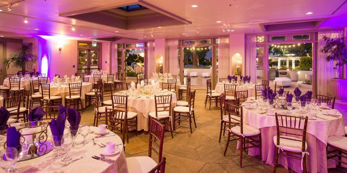 Turnip Rose Promenade Gardens wedding Orange County