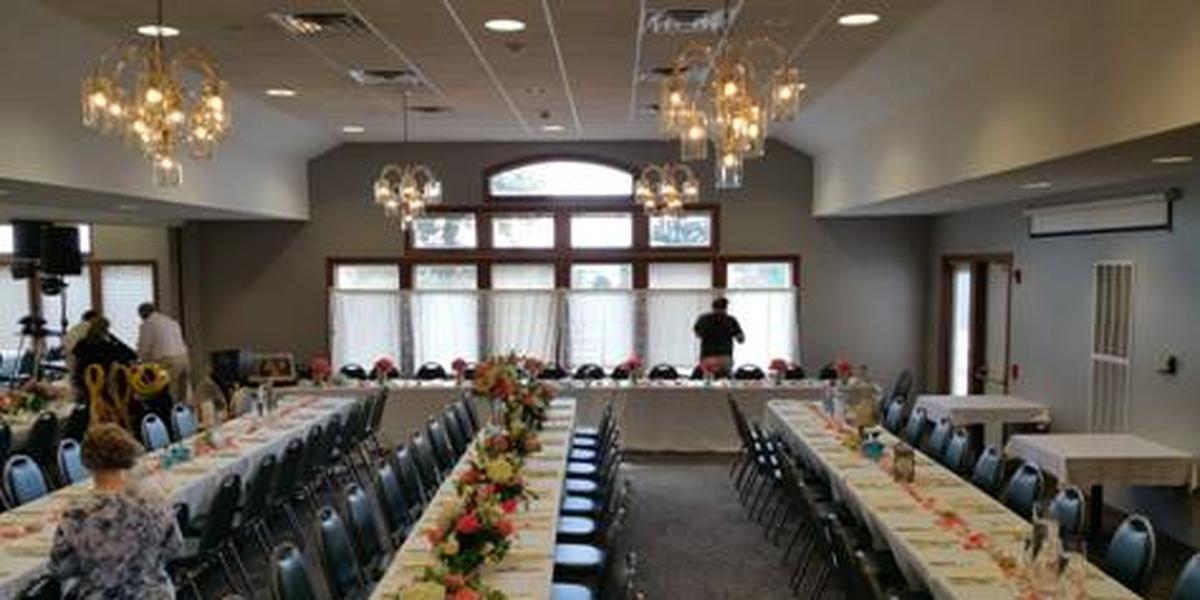 Fox Ridge Golf Course wedding Sioux City