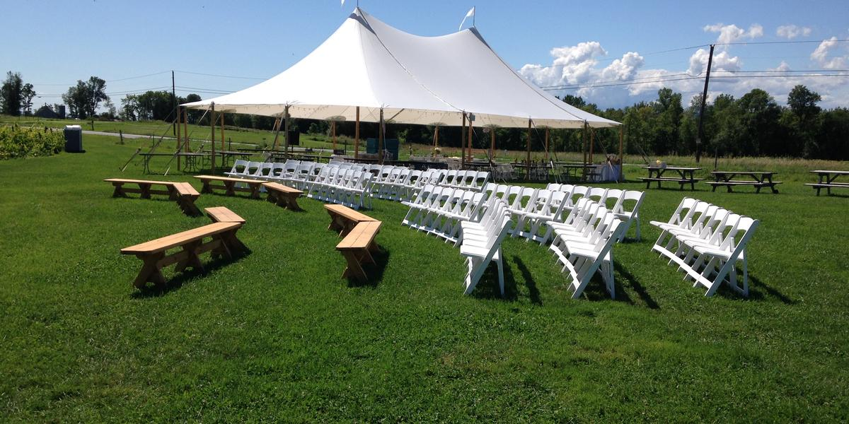 Snow Farm Vineyard wedding Vermont