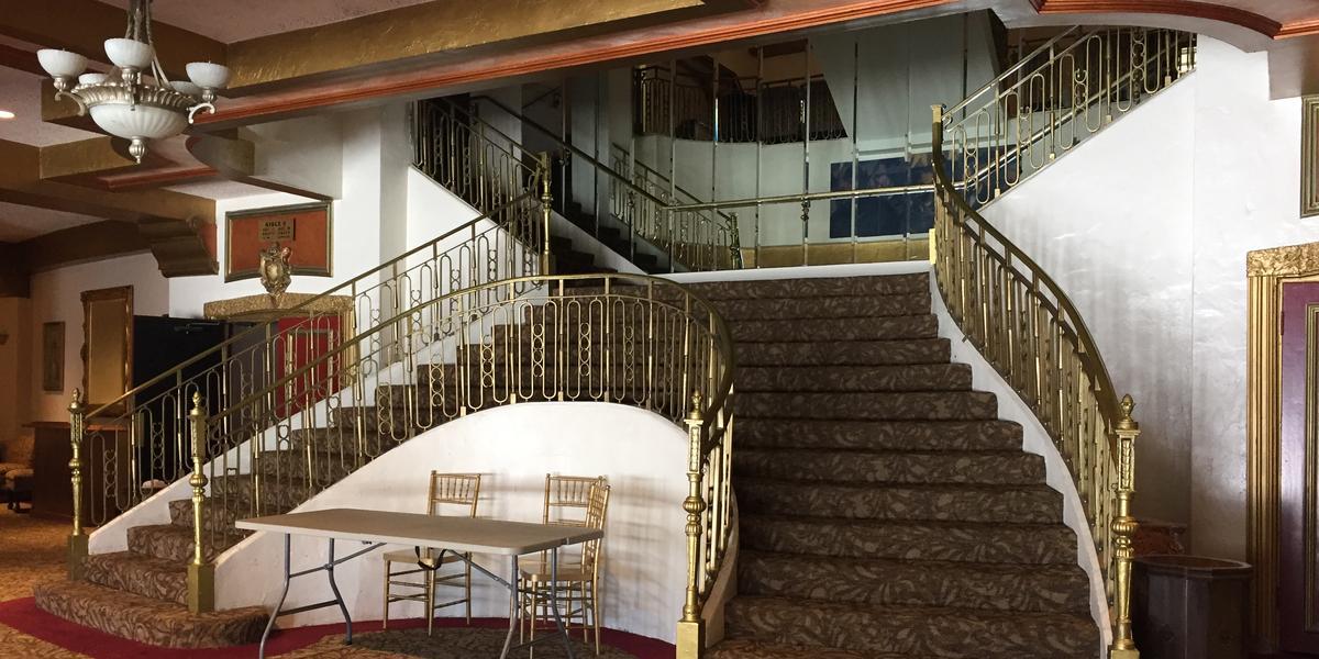 California Theatre Of Performing Arts wedding Inland Empire