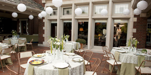 The Inn at Irwin Gardens wedding Southern Indiana
