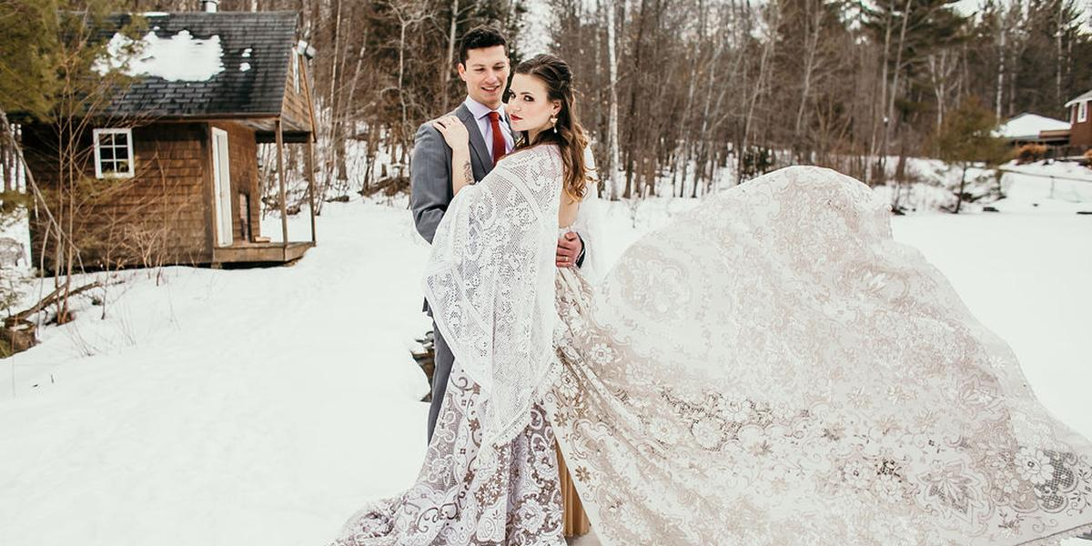 Sleepy Hollow Inn Ski & Bike Center wedding Vermont