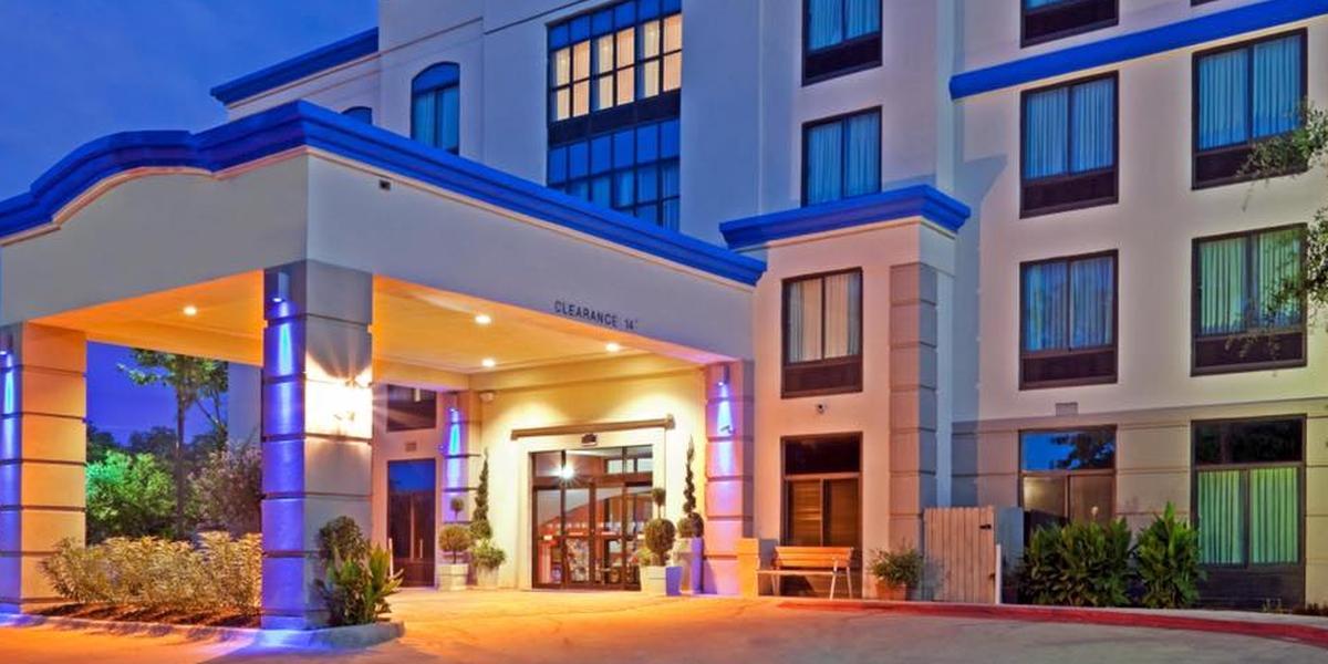 Hampton Inn & Suites - Center wedding Houston