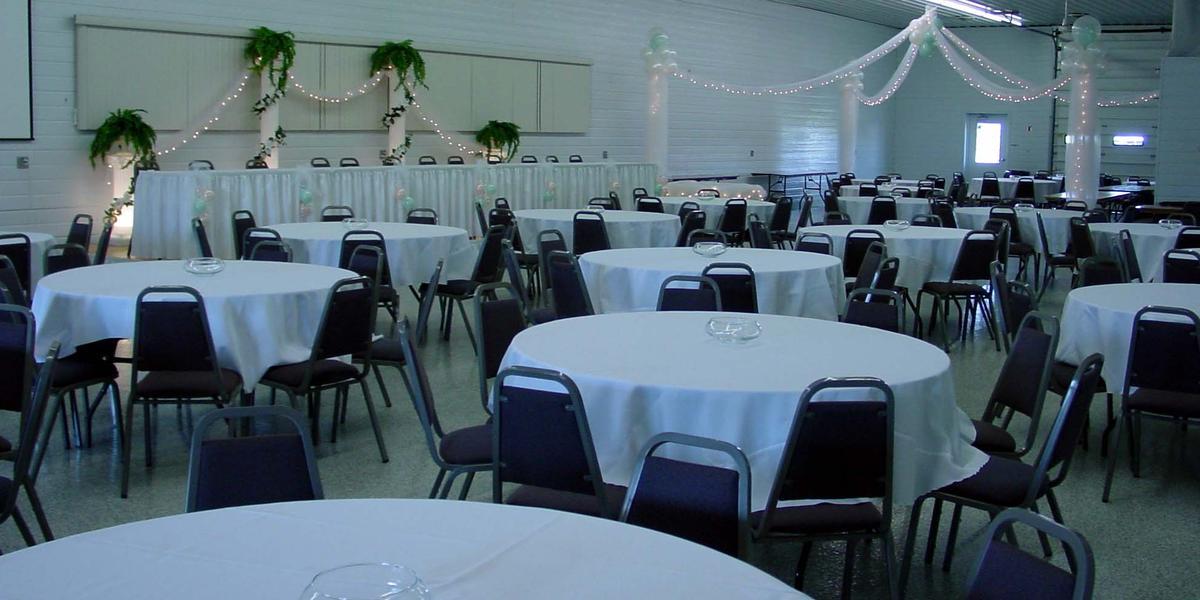 Elkhart County 4-H Fairgrounds wedding Northeast Indiana
