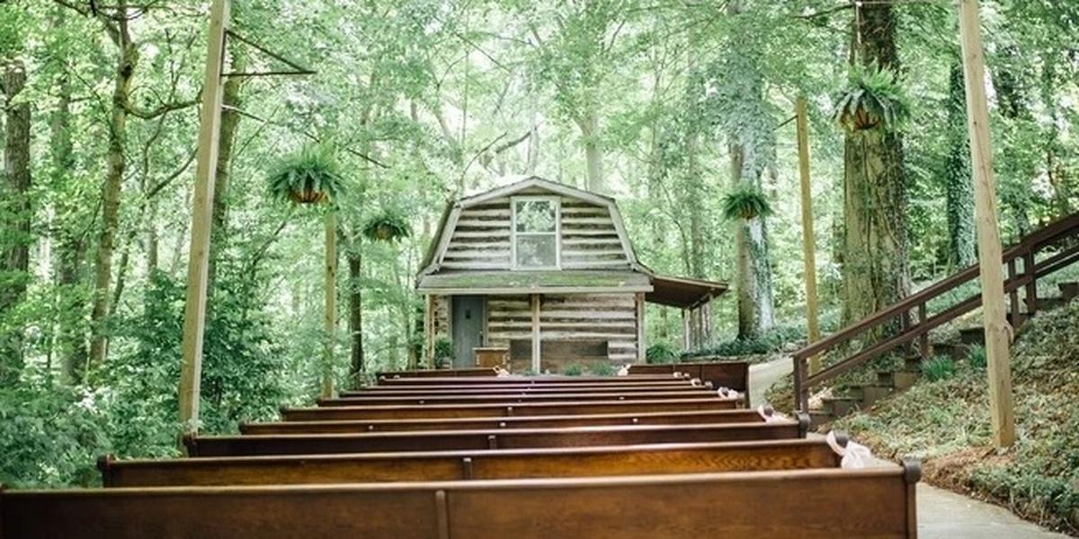 The Tanglewood House wedding Nashville