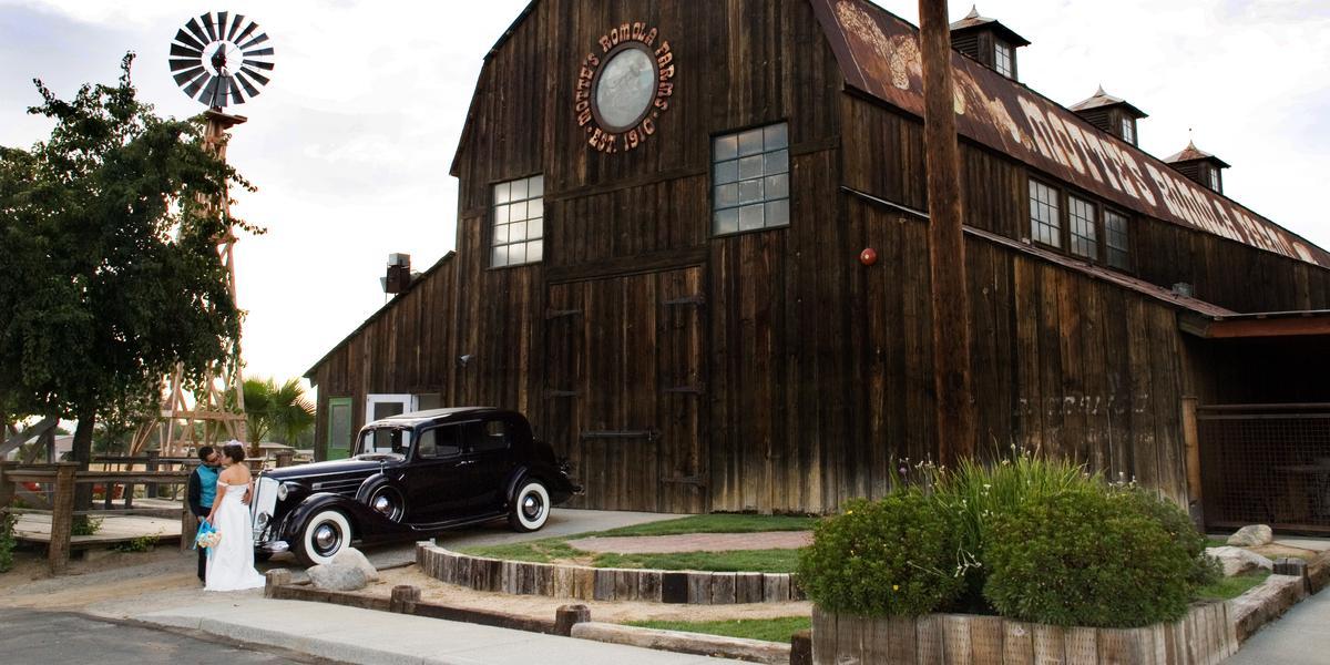 Motte Historical Museum Inc The Barn wedding Inland Empire