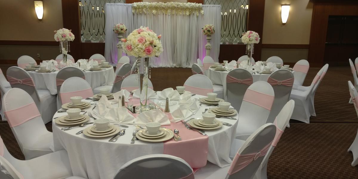 Ramada by Wyndham Liverpool/Syracuse wedding Finger Lakes