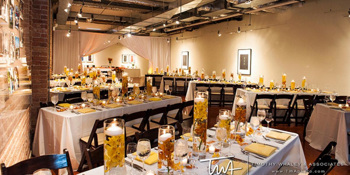 Floating World Gallery wedding Chicago