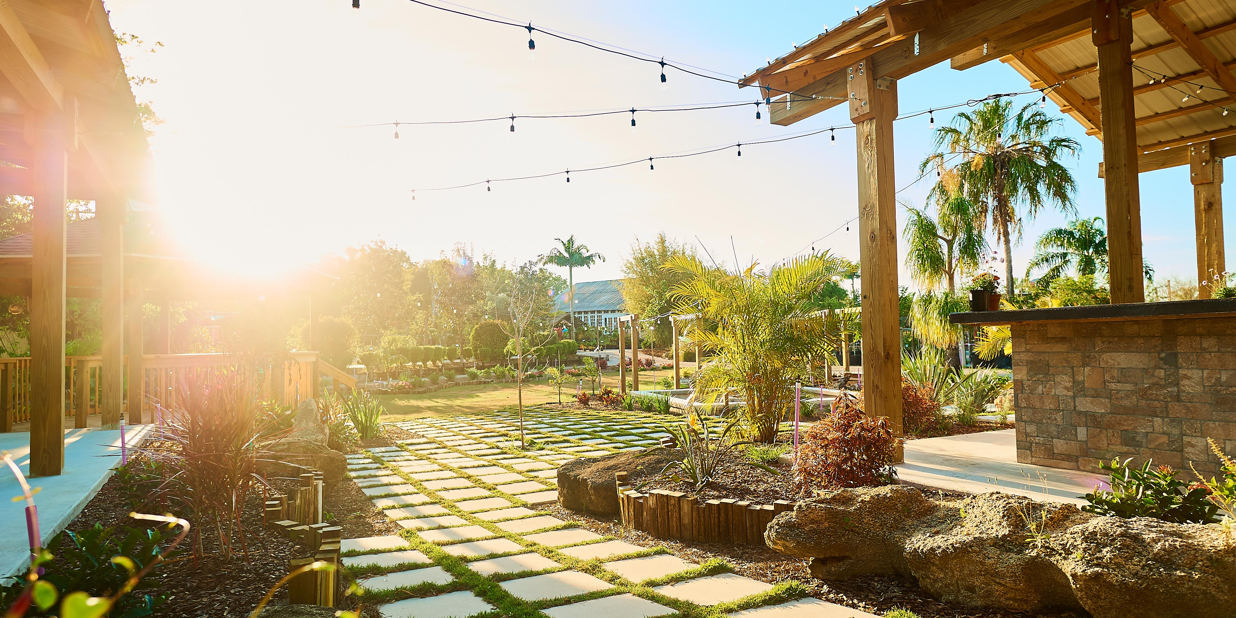 Rockledge Gardens wedding Central Florida Beaches/Coast