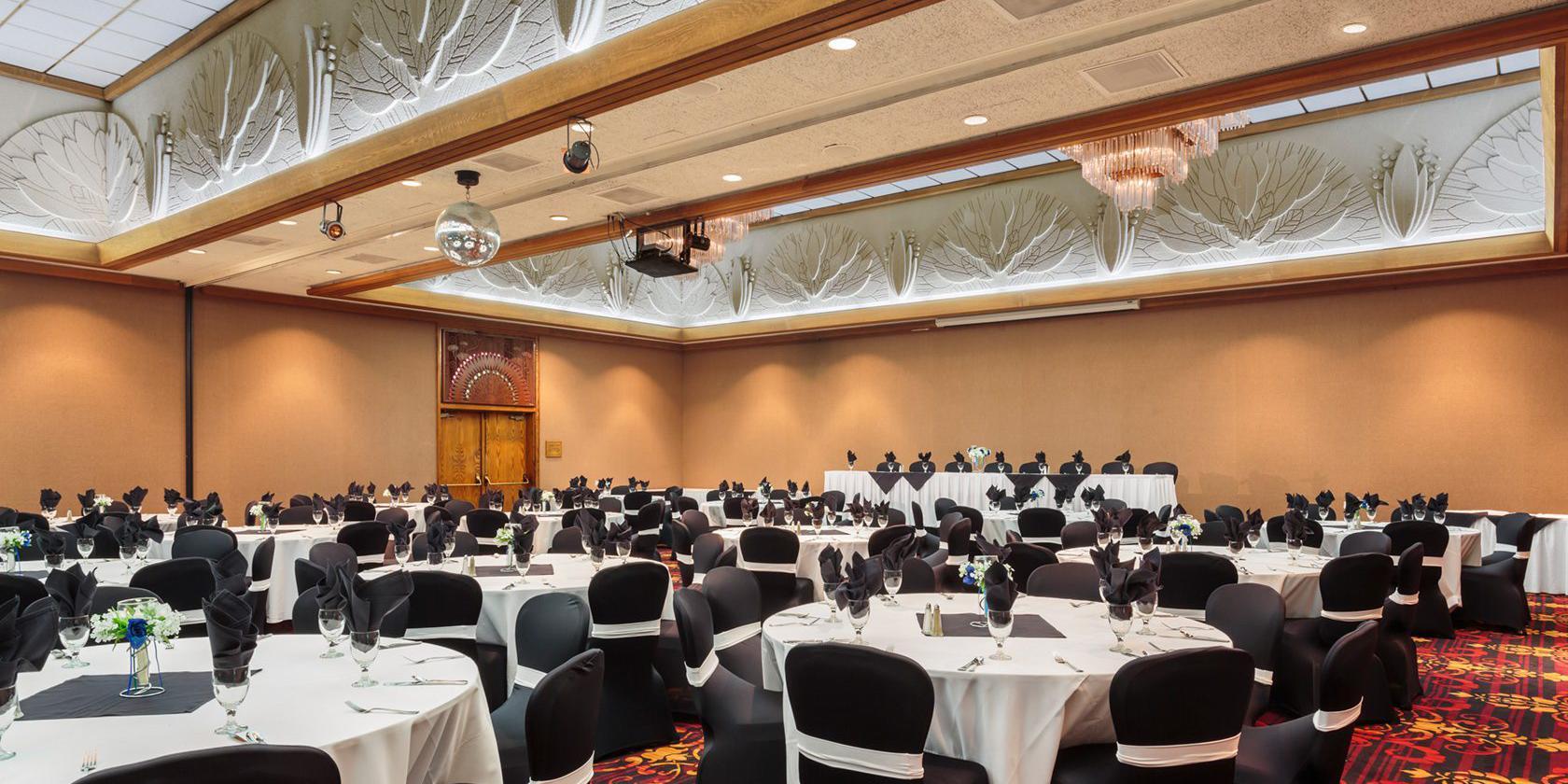 Red Lion Hotel & Casino wedding Elko