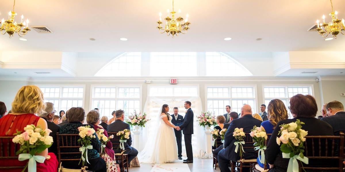 The Osprey's at Belmont Bay wedding Northern Virginia
