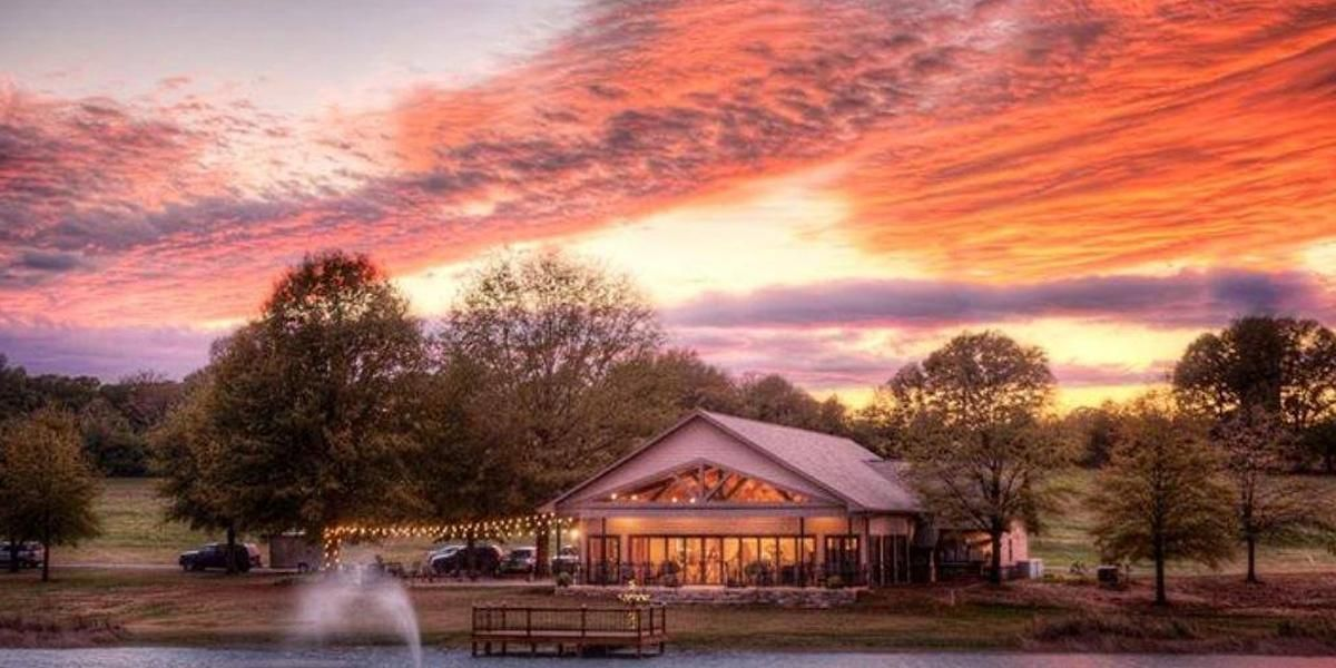 The Oaks Wedding Venue wedding Greenville