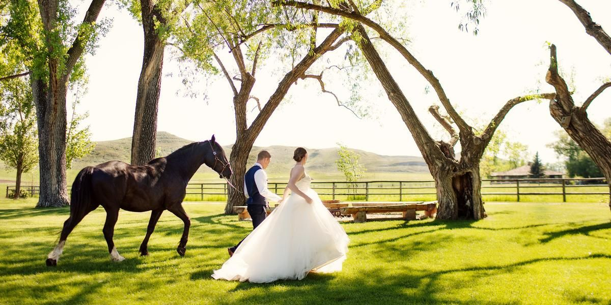The Ranch at Ucross wedding Wyoming