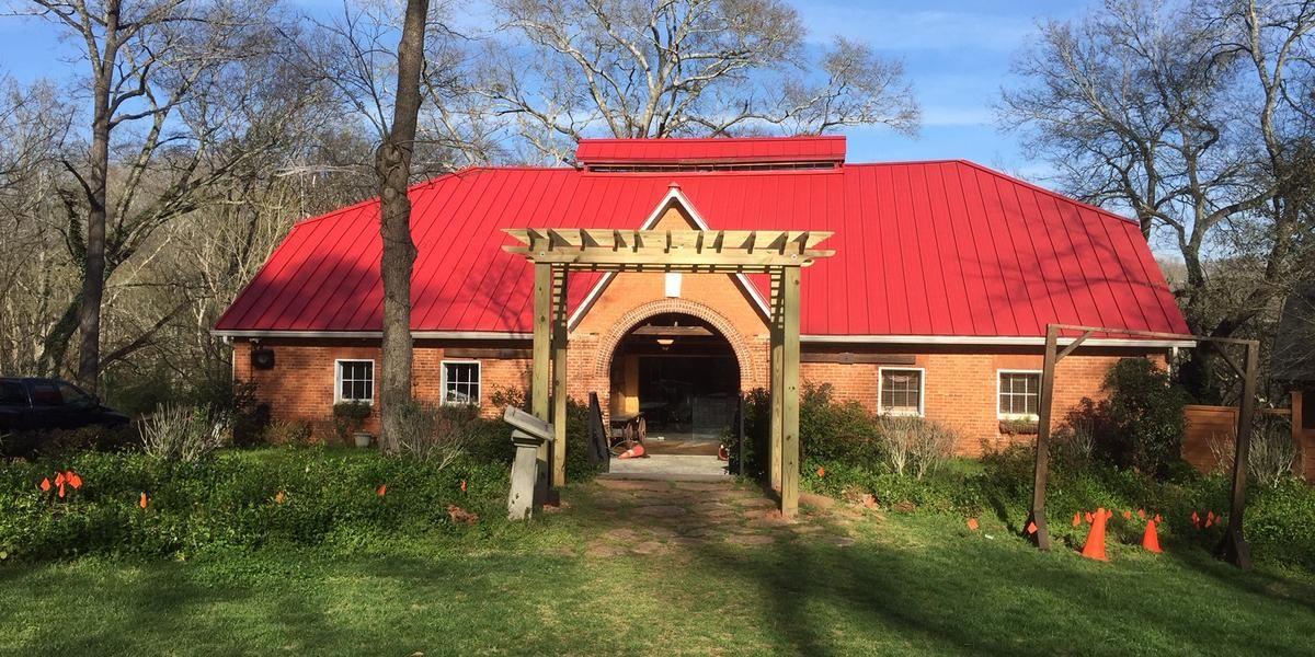 Sleepy Hollow Barn & Plantation wedding Greenville