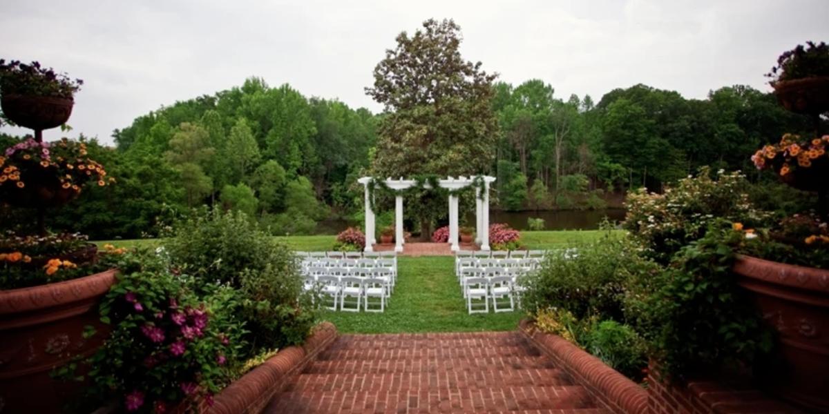 Clover Forest Plantation wedding Richmond