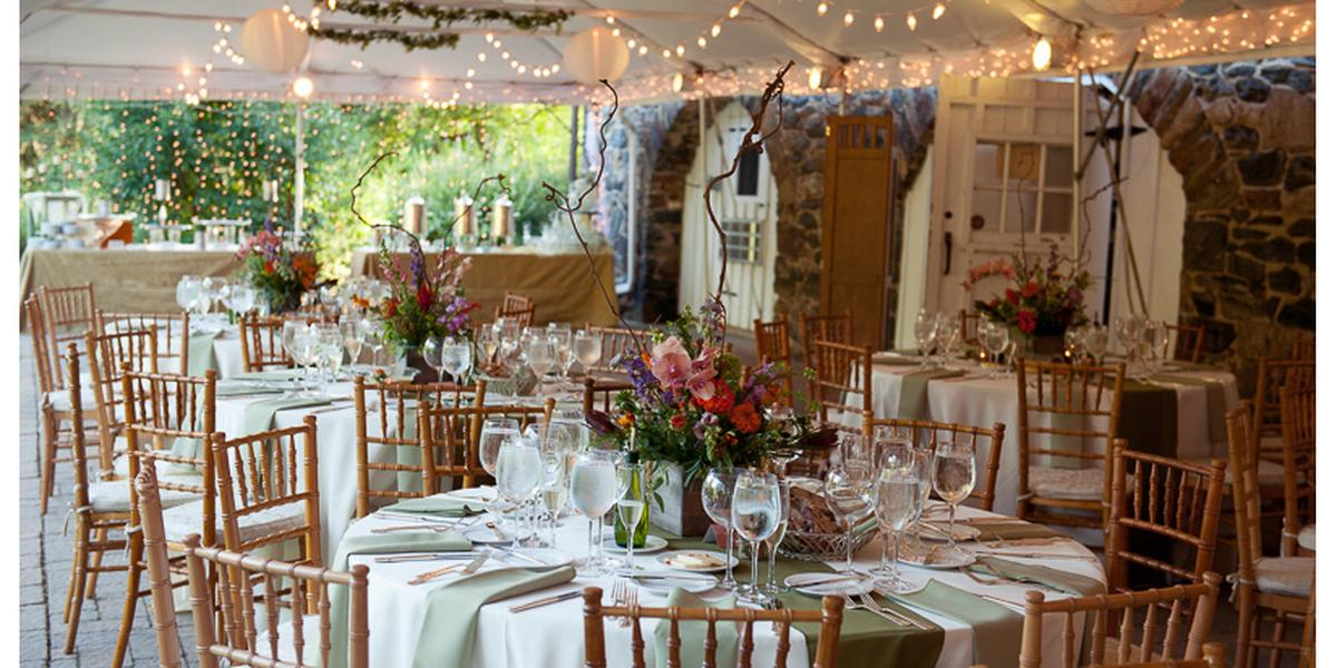 Tyler Arboretum wedding Philadelphia