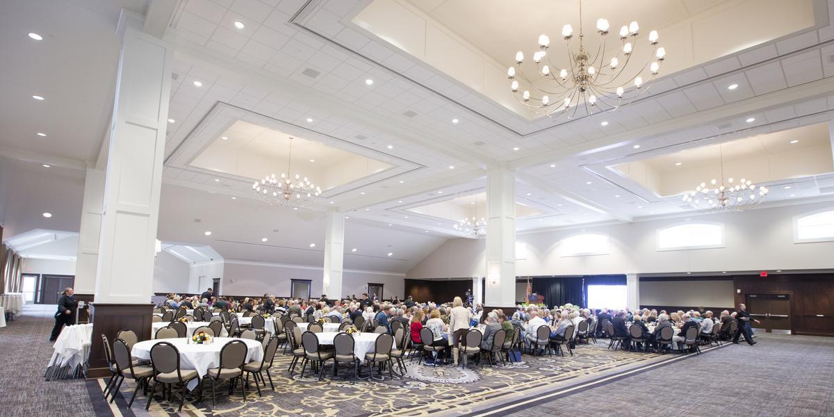 Dow Hotel & Conference Center wedding Kalamazoo