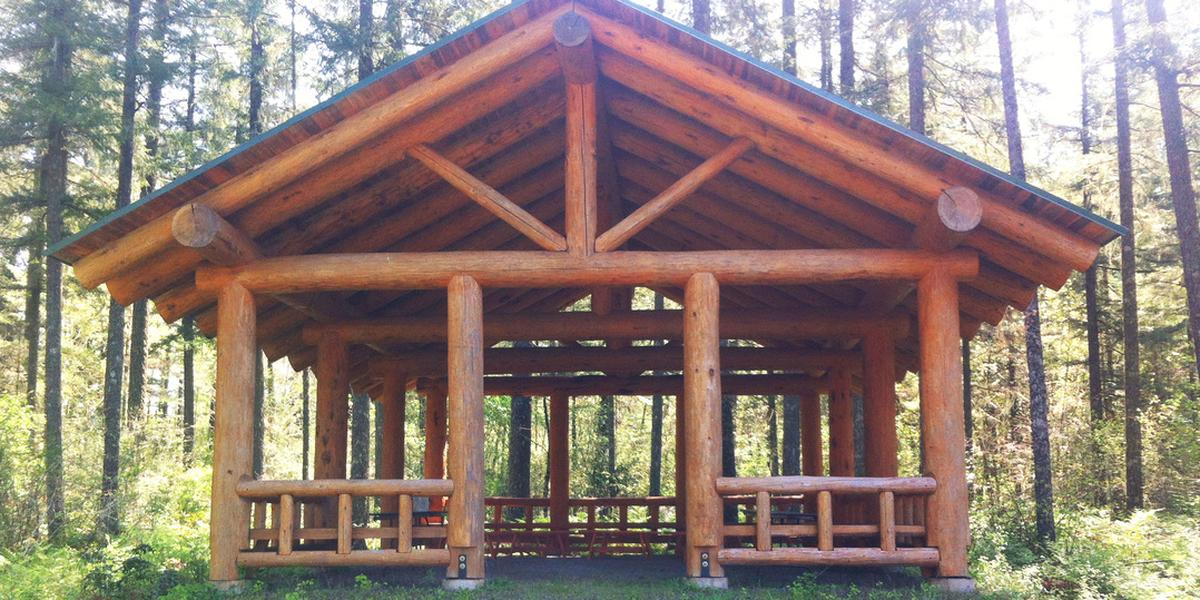 Upward Bound Camp - Evans Creek Site wedding Portland