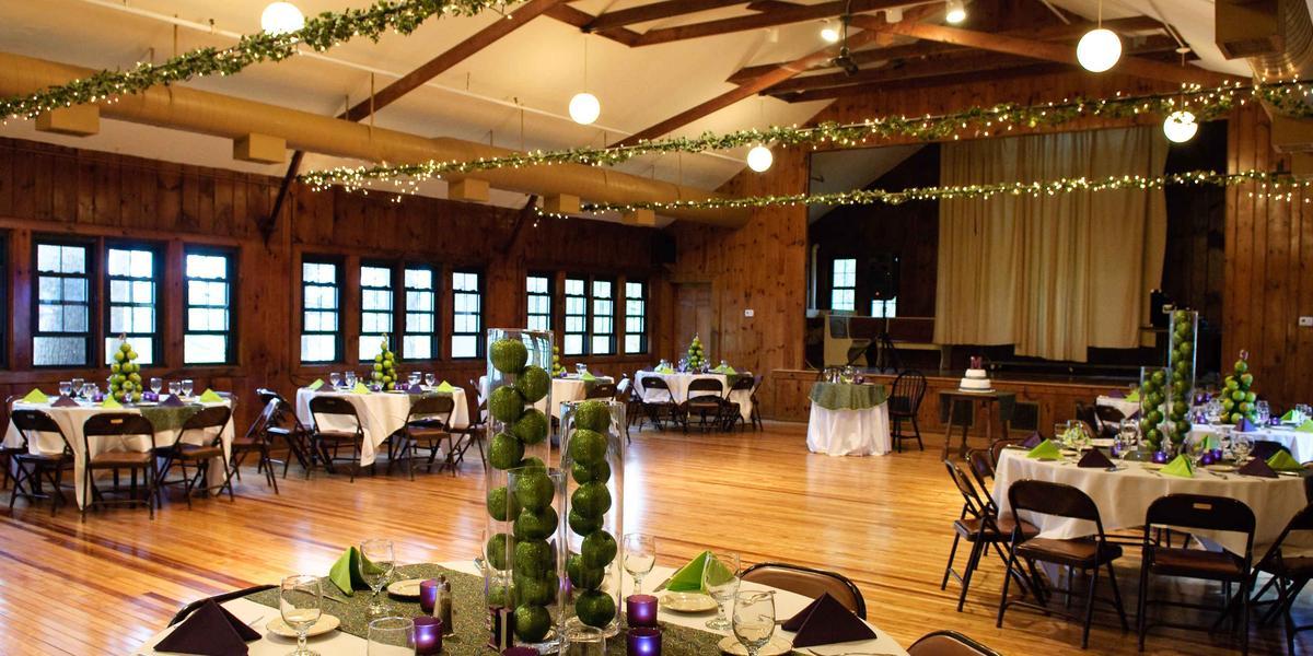 Camp Kiwanee wedding South Shore