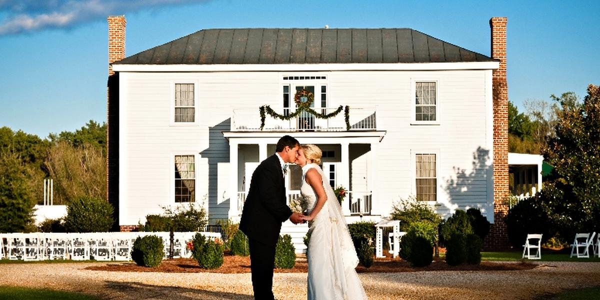 Benjamin W. Best Country Inn & Carriage House wedding Raleigh/Triangle