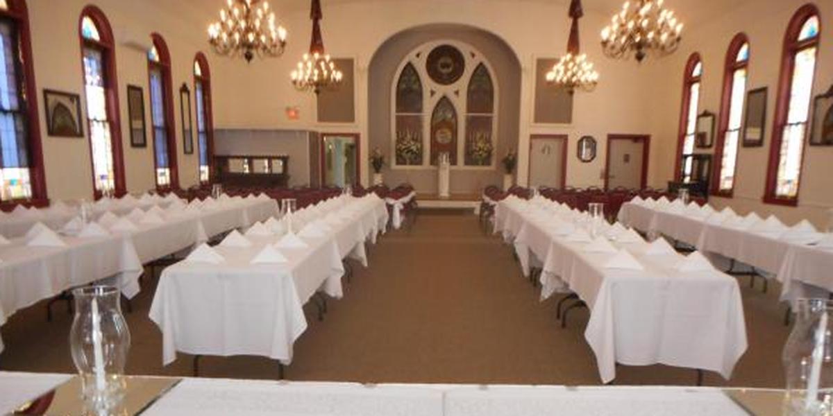 The Chapel At Noel wedding Grand Rapids