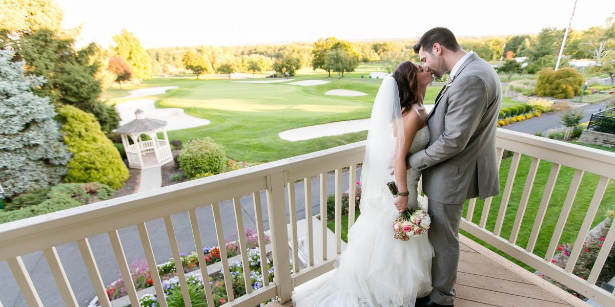 Basking Ridge Country Club wedding North Jersey