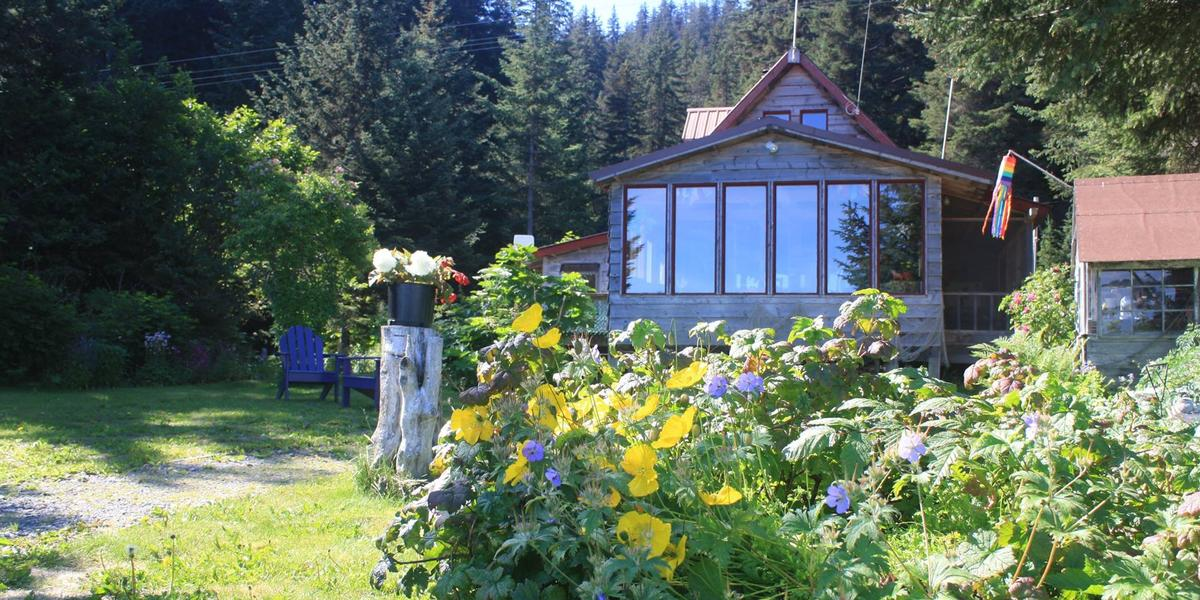 Across The Bay Tent & Breakfast Adventure Co. wedding Alaska