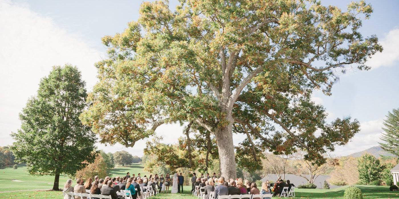 Boonsboro Country Club wedding Southwest Virginia