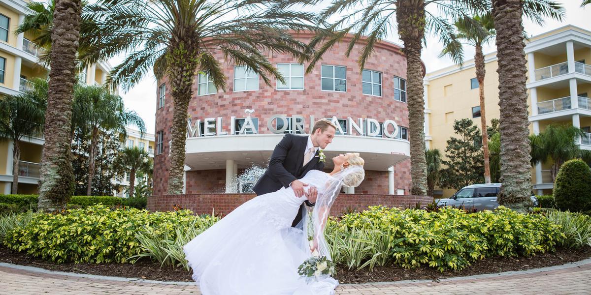 Melia Orlando Celebration wedding Orlando