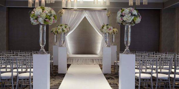 Bethesda Marriott wedding Frederick