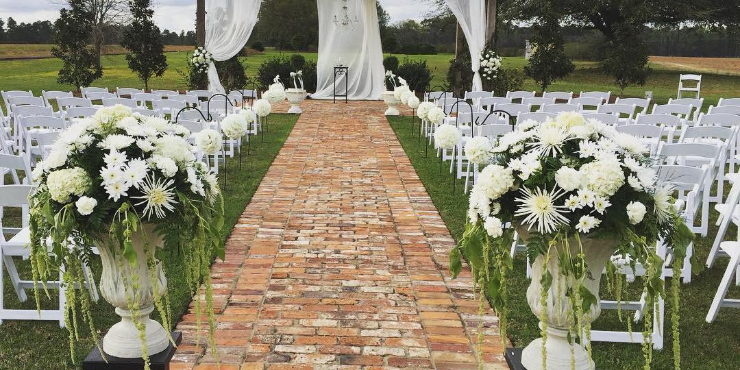 Ashburn Hill Plantation wedding Columbus