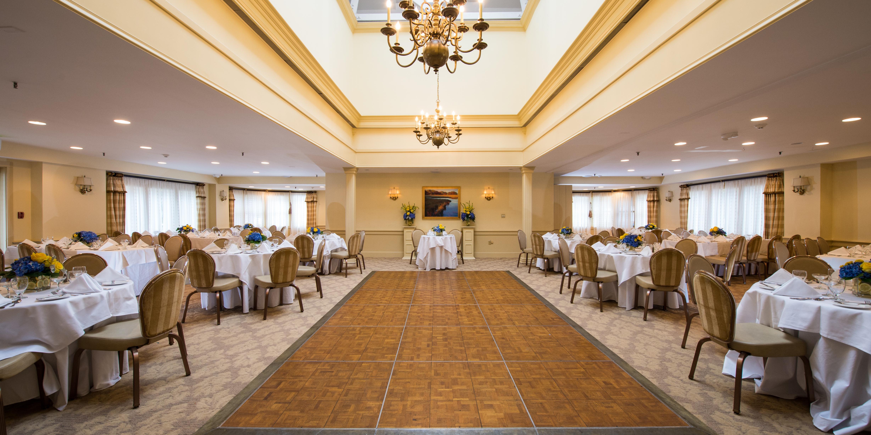 York Harbor Inn wedding Maine