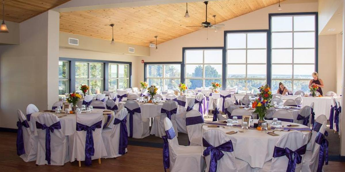 Wicomico Golf Course wedding Annapolis