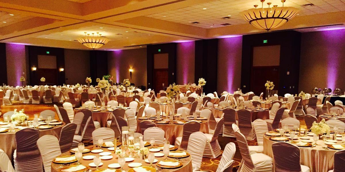 DoubleTree by Hilton Bay City- Riverfront wedding Detroit