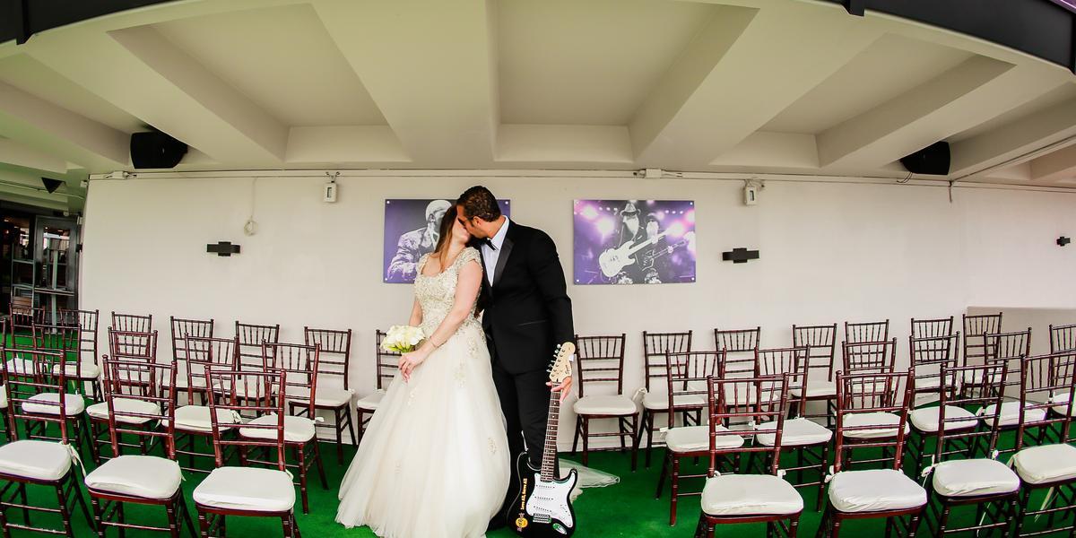 Hard Rock Cafe Miami wedding Miami