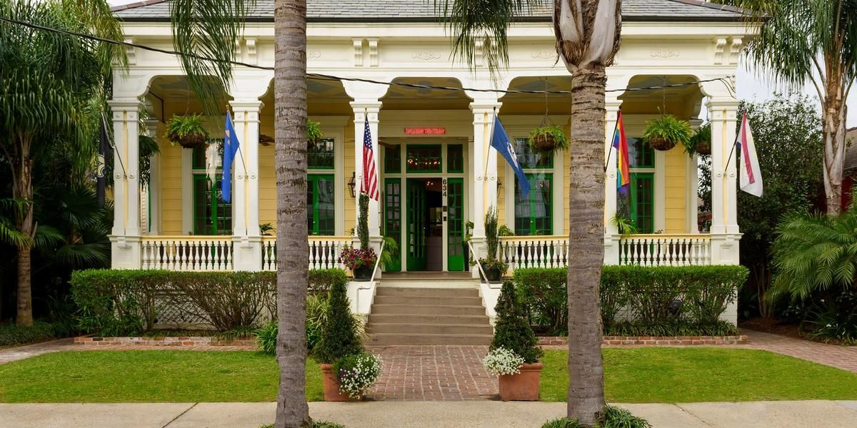 The Country Club wedding New Orleans