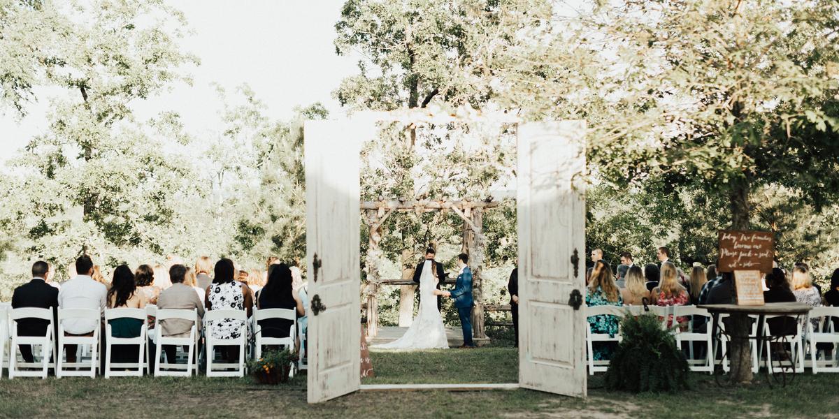 Staley Mountain Ranch wedding Houston
