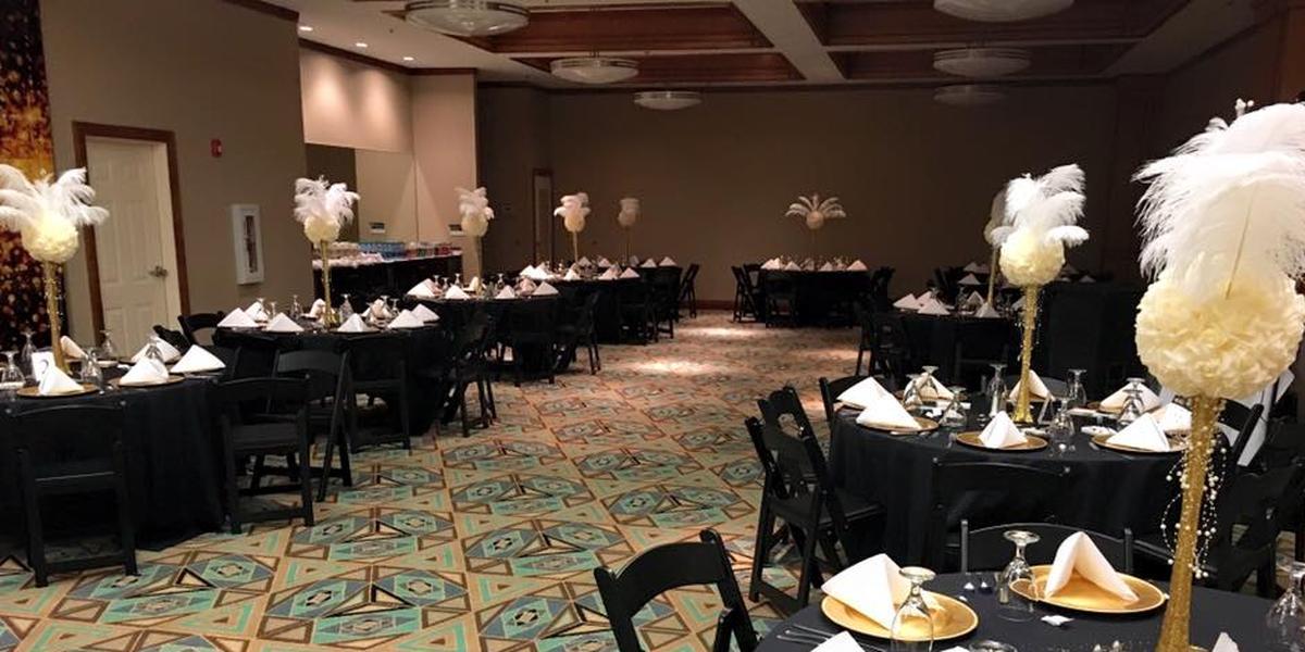 Holiday Inn & Suites Barboursville wedding West Virginia