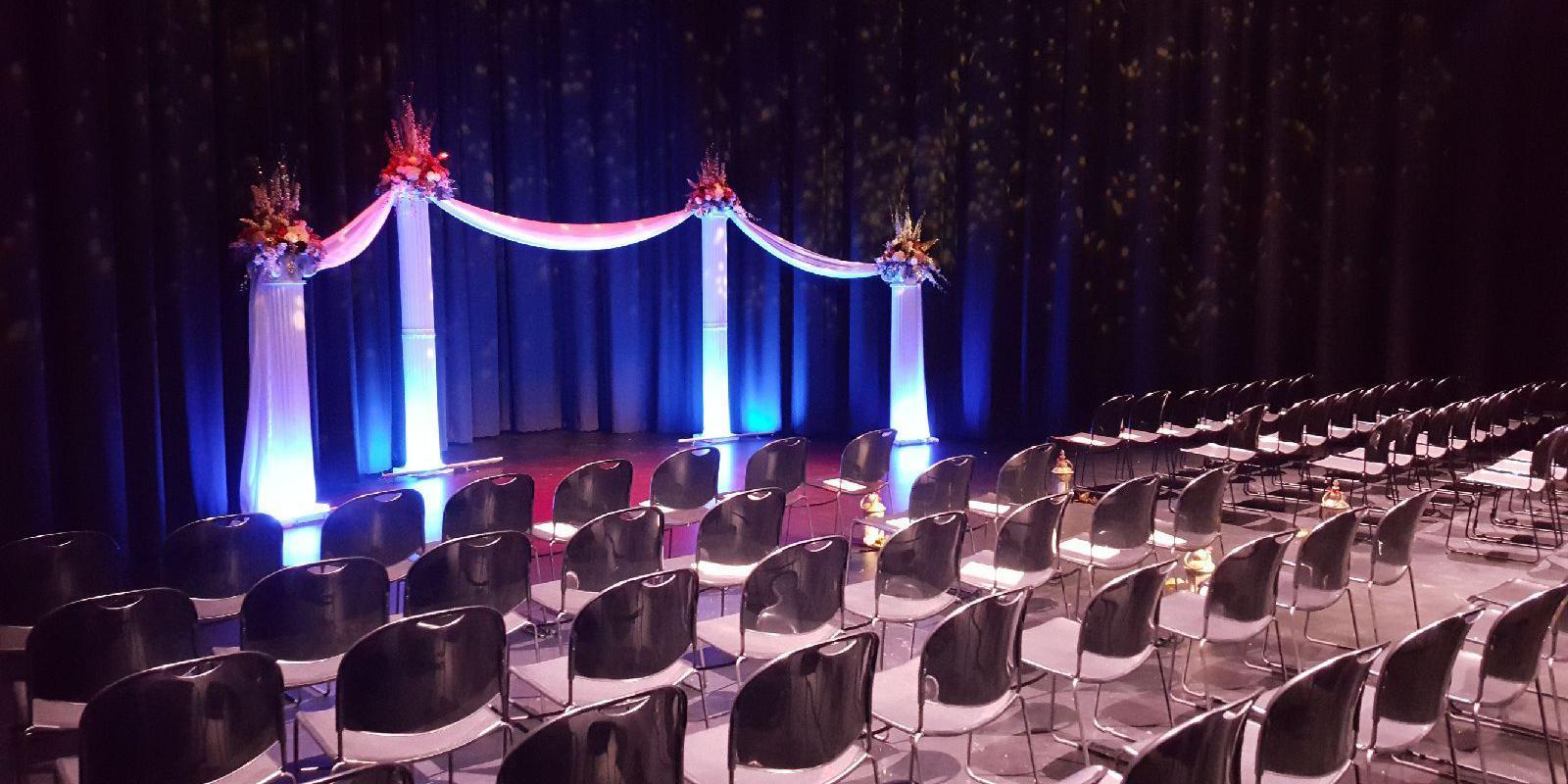 Arts United Center wedding Northeast Indiana
