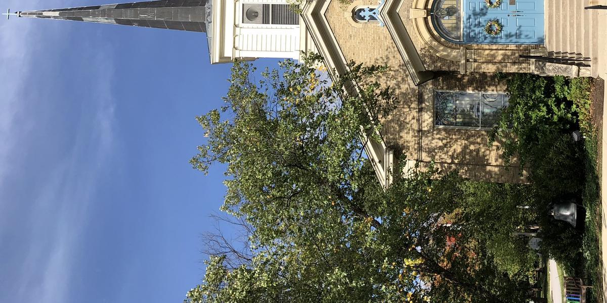 First Congregational Church Of Geneva Il wedding Chicago
