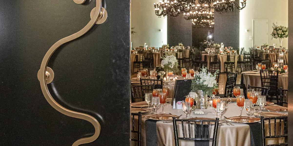 The Moran CityCentre wedding Houston