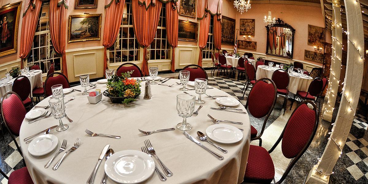 Double Eagle Restaurant wedding New Mexico
