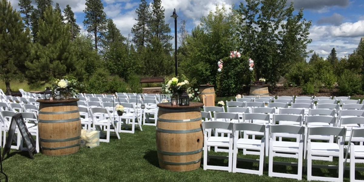 Coeur d'Alene Casino Resort wedding Idaho