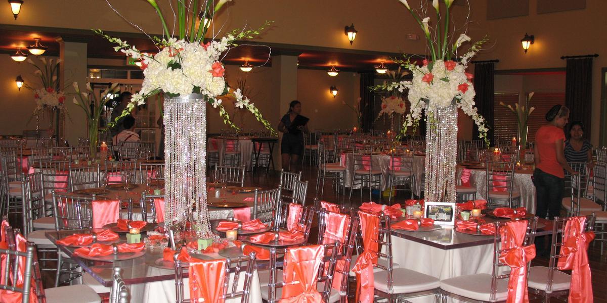 Longwood Community Building wedding Orlando