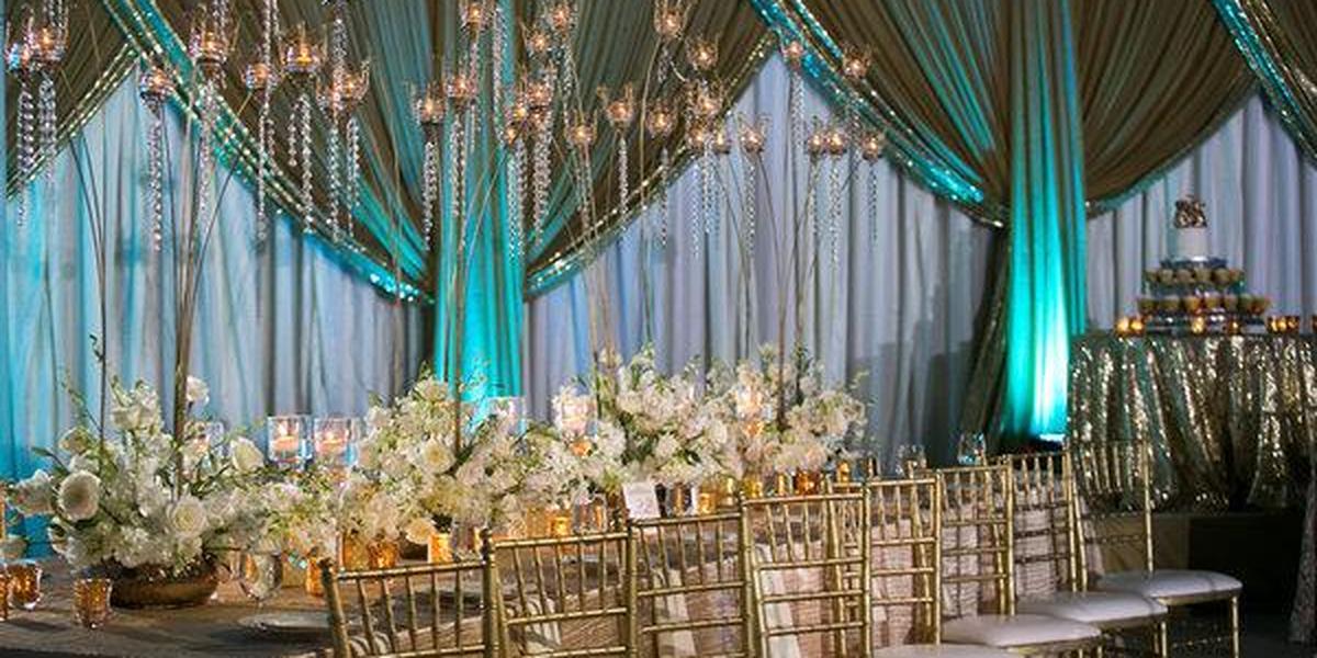 The Forum River Center wedding Atlanta
