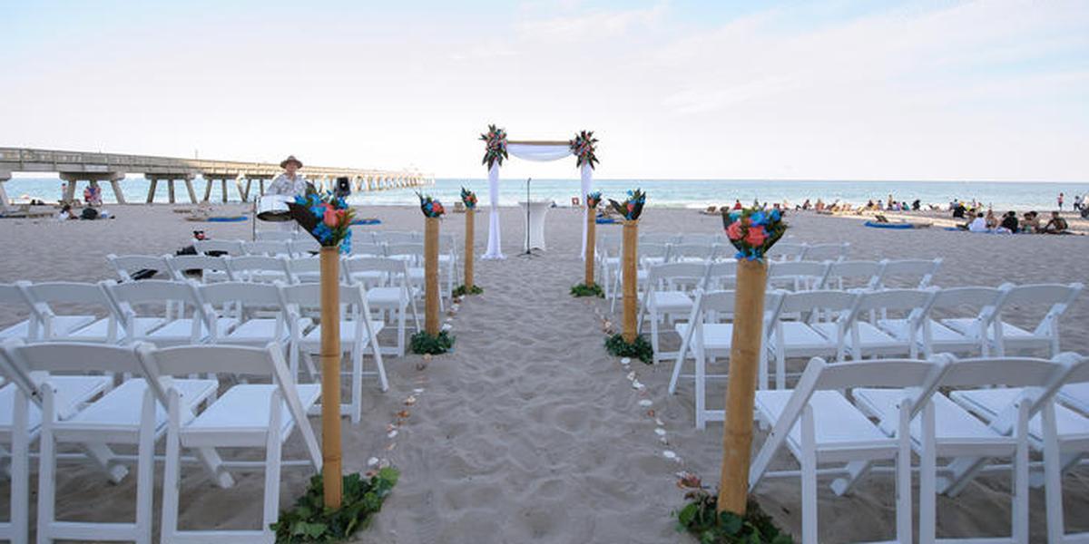 Wyndham Deerfield Beach Resort wedding Miami