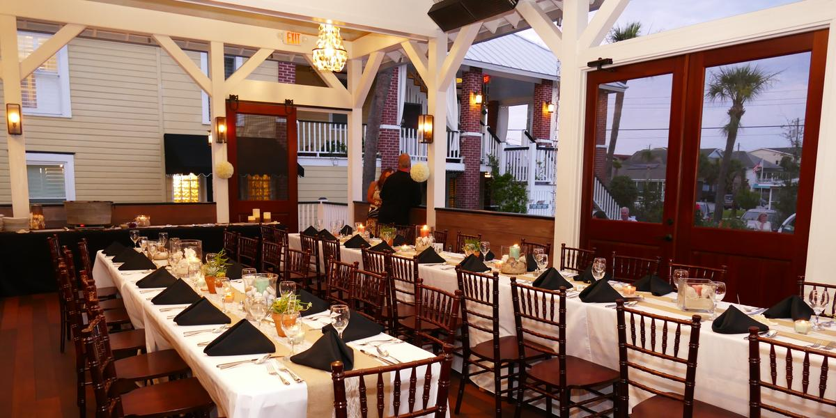 Beachview Bed & Breakfast wedding Savannah