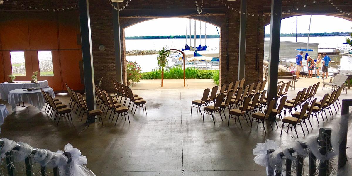 Jackson Yacht Club wedding Mississippi